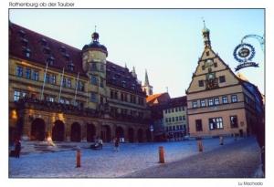 /Marktplatz e Rathaus