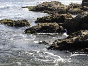 /As pedras...