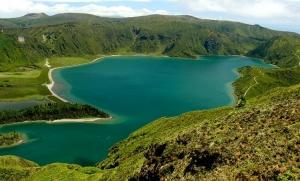 Paisagem Natural/Lagoa de Fogo