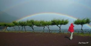 Paisagem Natural/Dias de sol com chuva...