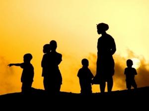 Gentes e Locais/Sombras di terra