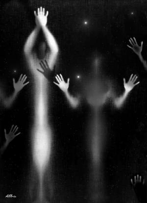 Arte Digital/O Lado Obscuro - Os Outros