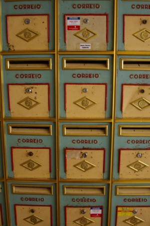 Gentes e Locais/caixa de correio