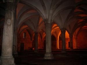 Outros/Claustro do Mosteiro de Alcobaça