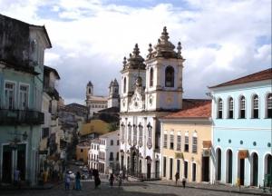 /Ladeira do Pelourinho - Salvador - Bahia - Brasil