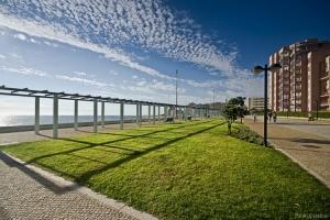 /A caminho da praia da Lagoa