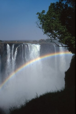 Paisagem Natural/Cataratas Vitória-Zimbabwé