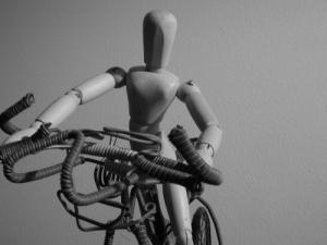 /O Dia Em Que Tentei Equilibrar-me Numa Bicicleta