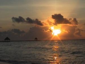 /O nascer do sol - México