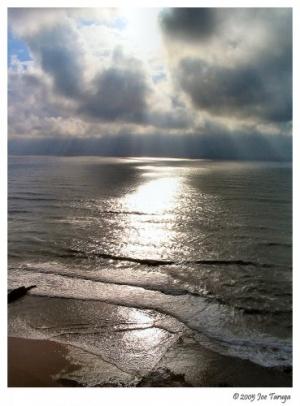 /Mar imenso... solitário e meu...