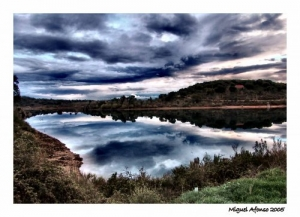 /Azibo-pequeno lago