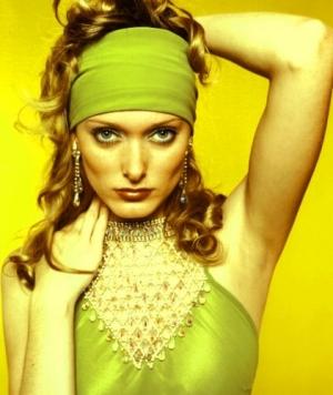 /Eliza, uma jóia de modelo...