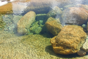Paisagem Natural/Cascatas de Vila Nova - Cabril (Gerês)