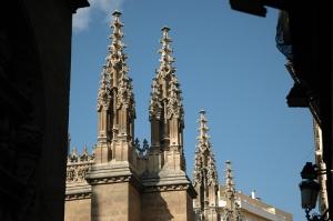 Outros/Detalhe de uma catedral