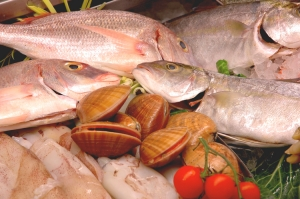 Outros/Peixe e marisco...