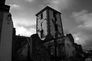 Paisagem Urbana/ruinas 1