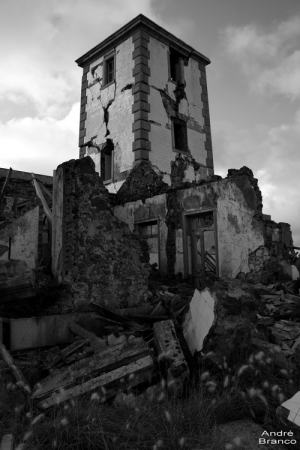 Paisagem Urbana/ruinas 2