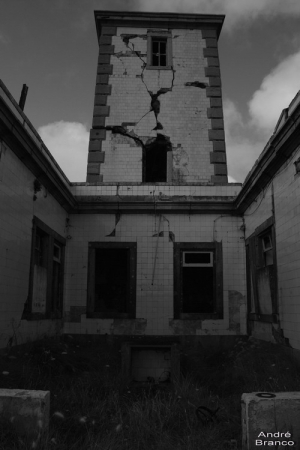 Paisagem Urbana/ruinas 3