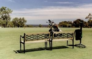 Outros/Descanso no golf...