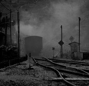 Outros/lá vai o comboio...