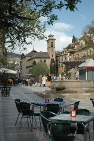 Outros/Passeio dos tristes-Granada
