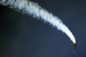 Desporto e Ação/RedBull Air Race  nas curvas apertadas