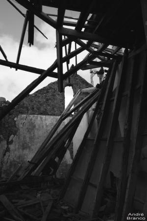 Paisagem Urbana/ruinas 4
