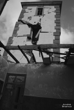 Paisagem Urbana/ruinas 6