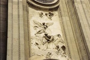 Outros/Detalhe da catedral...