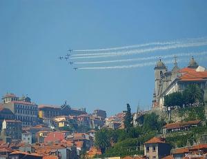 Espetáculos/Porto e o RedBull Air Race