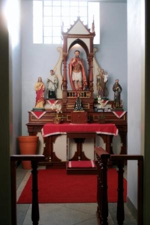Gentes e Locais/Altar Lateral