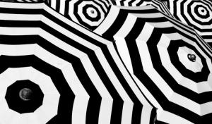 Abstrato/ombrelloni
