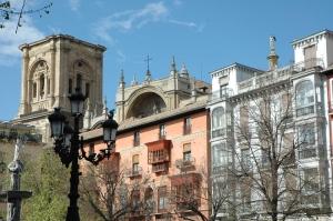Outros/Praça - centro de Granada