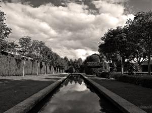 /O jardim do Prado
