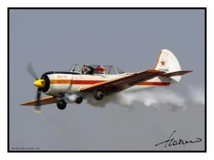 /Yak-52 (Smoke Wings) PAS2007