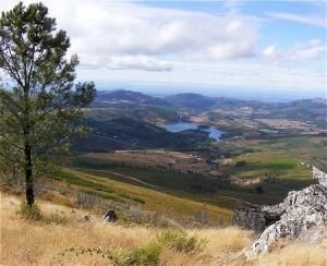 Paisagem Natural/Serra de S. Mamede...