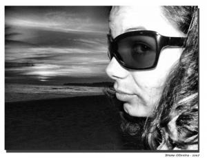 Retratos/À tarde na Praia