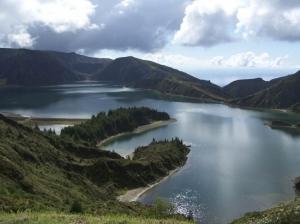 Paisagem Natural/Lagoa do Fogo - São Miguel - Açores