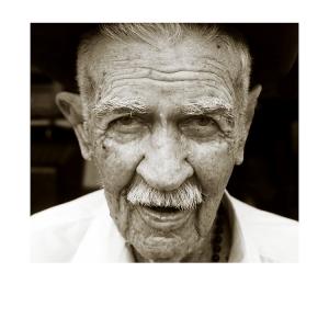 /Sr. Joaquim, 95 anos