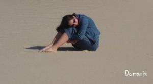 /Eu na Areia