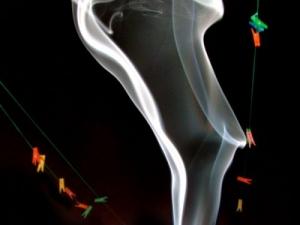 /Fumo no estendal