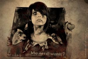/Who needs words? II