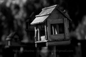 Outros/Casinha de madeira