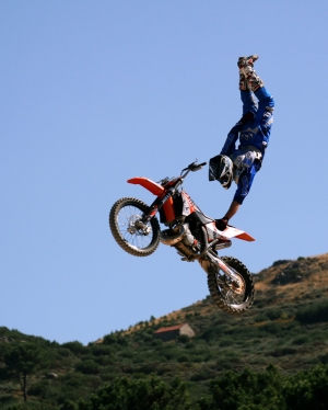 /one hand... fmx