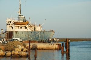 Outros/Cais do porto de Faro.