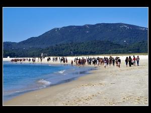 """Gentes e Locais/""""Passeio pela praia..."""""""