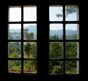 /Do alto da minha janela....