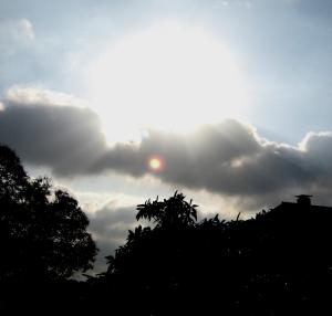 Gentes e Locais/Por do sol