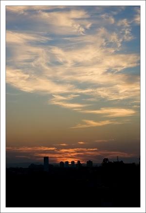 Paisagem Natural/Essas nuvens...
