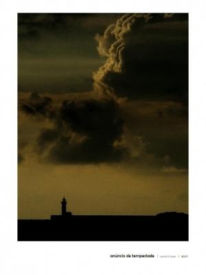 /Anúncio de tempestade